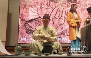 中国茶叶利来国际娱乐上演新春大秀 全年活动指南请收悉