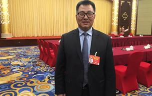 访全国政协委员、国家博物馆馆长王春法