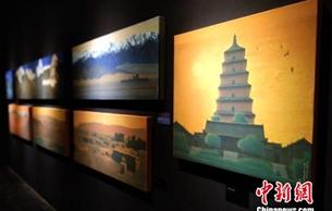 《慕道·臻艺——平山郁夫的丝路艺术世界》展览西安开展