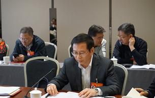马萧林委员:加强文物保护执法队伍建设