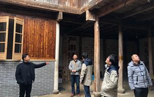 """安吉县联合开展""""两会""""期间文物安全专项检查"""