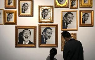 银川当代美术馆新展全方位呈现当代艺术现状