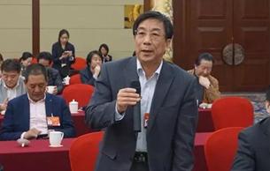 潘路委员:建立文物领域国家科技创新基地