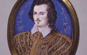 伊丽莎白时期的珍宝 希威德与奥利弗画作