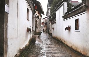 龍游志棠老街,一個能觸摸歷史的地方