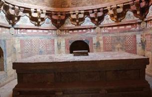 豫北地区首次发现金代高僧壁画墓