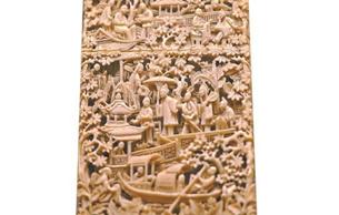 名片盒:方寸之上滿載中國趣味嶺南工藝