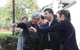 国家文物局副局长胡冰调研浙江文物工作