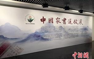 """228框家书亮相讲""""中国故事"""" 家书将首次进入世界集邮展"""