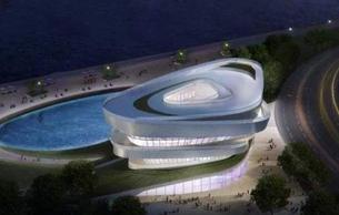 杭州钱塘江博物馆建设工程规划正在公示中