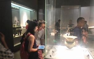 南京博物院采取游客限流措施 每日最高2.5萬人