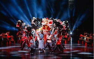 《醒·獅》一吼春日醒 千年傳承華人情
