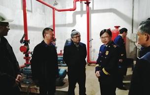 浙江省文物局、省消防救援总队联合督导博物馆、文物建筑消防安全工作