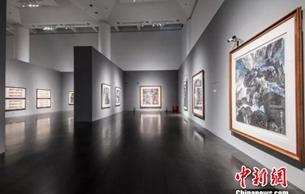 清华大学举办刘绍荟从艺六十周年艺术展