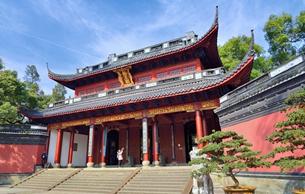 与历史对话 岳王庙重修开放四十周年典藏精品展开幕