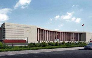 内蒙古革命历史博物馆和呼和浩特市文化客厅复工