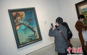 """""""中国风景:2019泰康收藏精品展""""映射中国时代发展风貌"""