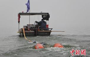 """探访""""中国内陆水下考古第一站"""" 寻千年""""沉睡""""古城"""