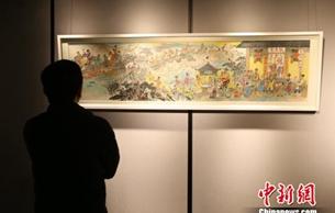 非遺傳人用連環畫帶人們系統了解中華文化瑰寶——中醫藥