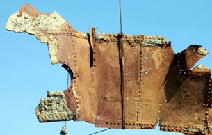 经远舰水下考古新进展:发现士兵遗骸,但较零碎